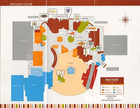 Red Rock Property Map - Las Vegas Maps Red Rocks Map on