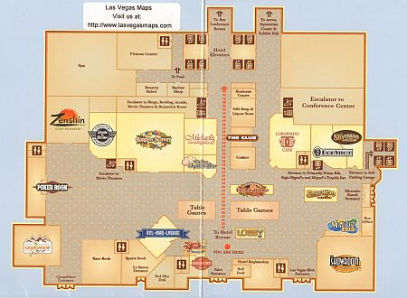 South Point Property Map Las Vegas Maps